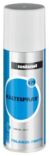 Teslanol 26034 Kältespray zur Kühlung von Bauteilen für schnelle...
