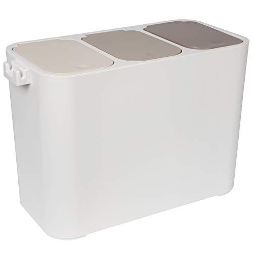 ONVAYA® Mülltrennsystem   Mülltrennung mit Mehreren Fächern  ...