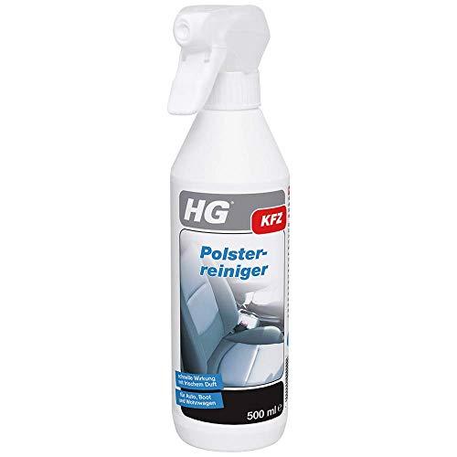 HG 159050105 Polsterreiniger 500 ml – Entfernt Flecken und reinigt...