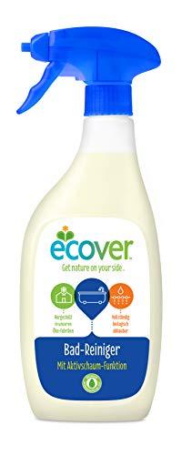 Ecover Badreiniger (6x500 ml), nachhaltige Sauberkeit mit...