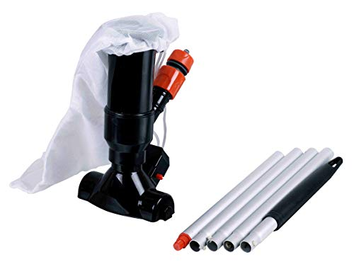 well2wellness® Poolsauger Venturisauger Black Magic inkl....