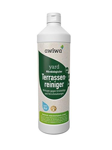 awiwa Terrassenreiniger, Moosentferner & Grünbelagentferner für...