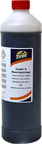Kupferreiniger/Messingreiniger (1000 ml) - Metall reinigen, Politur,...