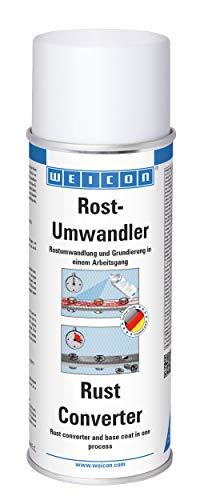 WEICON Rost-Umwandler / 400 ml / Stoppt Korrosion / Neutralisiert Rost...