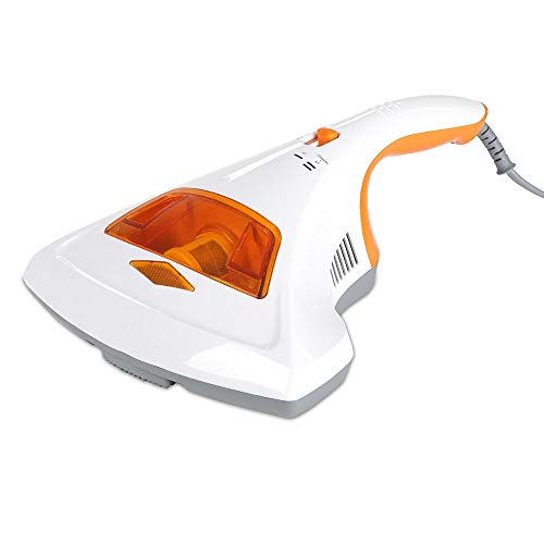 Milben-Handstaubsauger | Matratzensauger | HEPA-Filtration ohne Beutel...