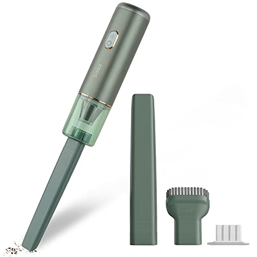 BASA Handstaubsauger Mini-Staubsauger 15000Pa, 450g Ultraleichte...