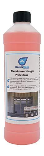 KaiserRein Aluminium-Reiniger Profi Glanz Industrie ist ein starker...