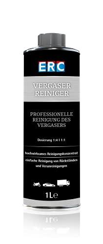 ERC Vergaser Reiniger Konzentrat, reinigt den Vergaser von allen...