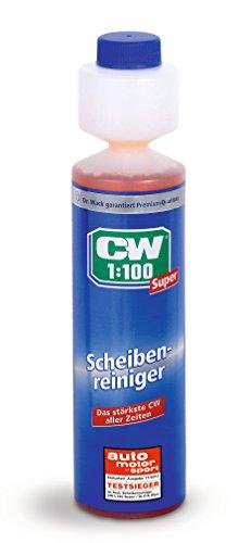 Dr. Wack – CW1:100 Super Scheibenreiniger 250 ml I Premium...
