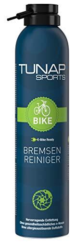 TUNAP SPORTS Bremsenreiniger Spray | Fahrrad Bremsen reinigen |...
