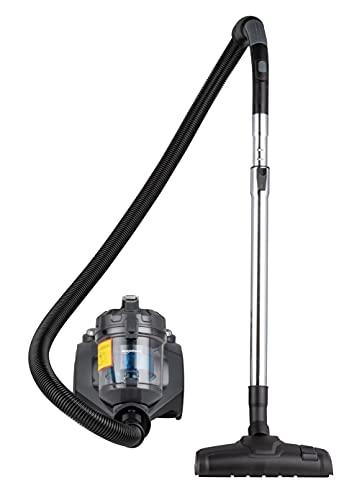 Amazon Basics – Zylinder-Staubsauger, leistungsstark, kompakt und...