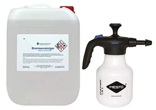 Knaus Schmierstoffe Bremsenreiniger 10 Liter Kanister 10L Reiniger +...