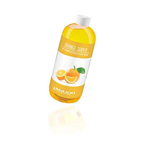 Maxxi Clean Orangenreiniger Konzentrat Reinigungsmittel 1000 ml -...