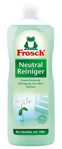 Frosch Neutral Reiniger, Allzweckreinger, Neutralseife, 1000 ml