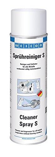 WEICON Sprühreiniger S 500 ml | Reiniger und Entfetter für Metall,...