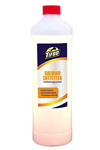 Galvanoentfetter (1000 ml) - Entfettungsmittel, Entfetter,...