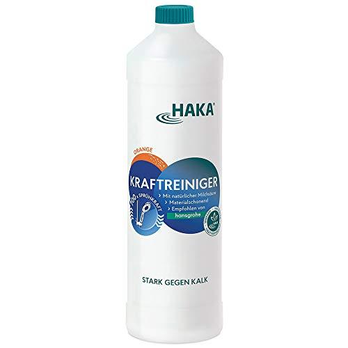 HAKA Kraftreiniger I 1 L Kalkreiniger Nachfüllflasche I...