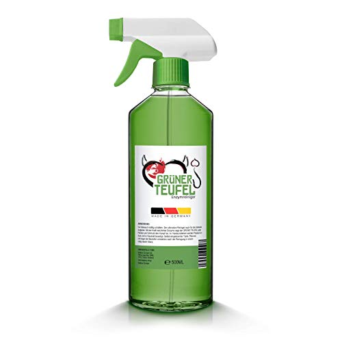 Grüner Teufel – Enzymreiniger | Teppichreiniger, Küchenreiniger -...