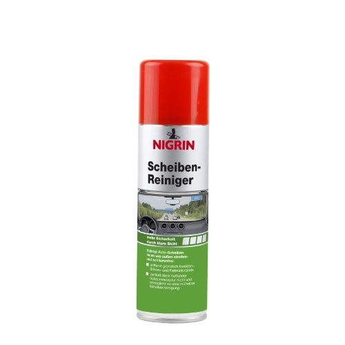 NIGRIN 74026 Scheibenreiniger-Schaum 300 ml antibak.