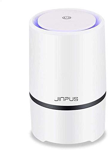 JINPUS Luftreiniger Allergie mit True HEPA Filter, Desktop...