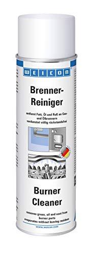 WEICON 11205500 Brennerreiniger 500ml – Entfetter & Schmutzentferner...