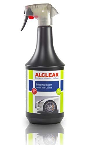 ALCLEAR Premium Auto Felgenreiniger für lackierte Alufelgen...