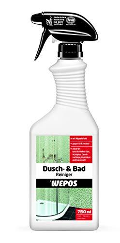 Wepos 00005 Duschkabinen Reiniger 750 ml