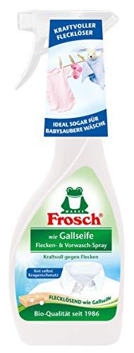 Frosch wie Gallseife Flecken und Vorwaschspray, Fleckenentferner für...