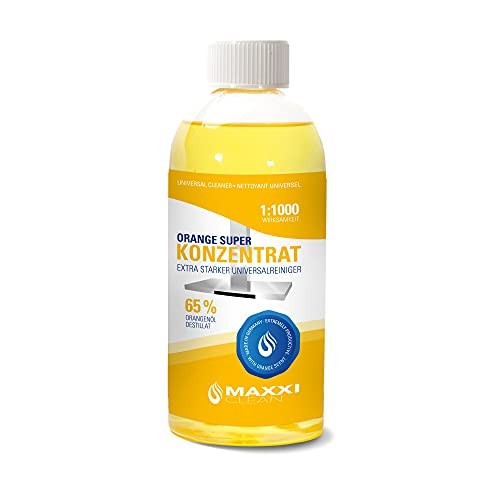 Maxxi Clean Orangenreiniger Konzentrat Reinigungsmittel 500 ml -...