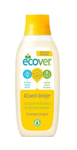 Ecover Allzweckreiniger Zitronengras & Ingwer (6x 750 ml),...