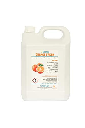tecman Ecotec Orangefresh Zitronenreiniger, 2 x 5 l