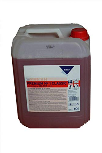 PREMIUM Nr. 1 CLASSIC Sanitärreiniger Kanister 10 Liter