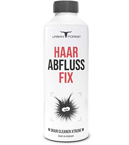 Rohr-Reinigung & Abfluss-Reinigung mit spezieller Haarweg-Formel  ...
