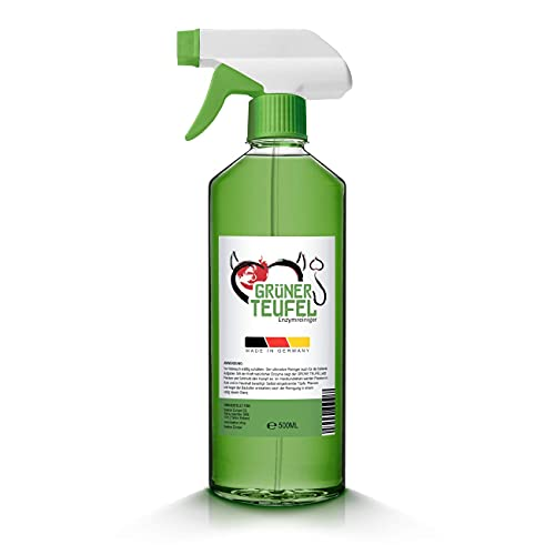 Grüner Teufel – Enzymreiniger (1 Flasche je 500 ml)  ...