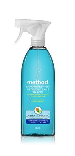 method Bad-Reiniger, 2er Pack (2 x 490 ml)