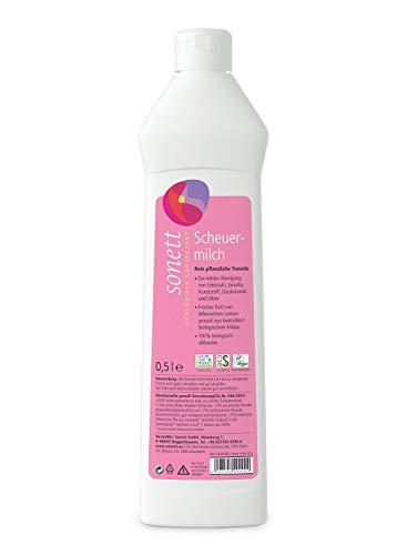 Sonett Scheuermilch Zur Milden Reinigung, 500ml