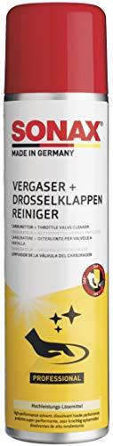 SONAX Vergaser + DrosselklappenReiniger (400 ml)...