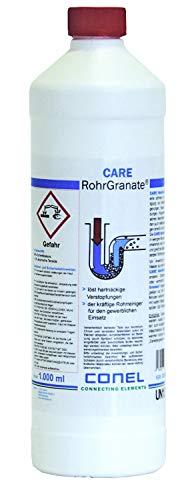 CARE RohrGranate CONEL 1000 ml (Rohrreiniger) CARERG