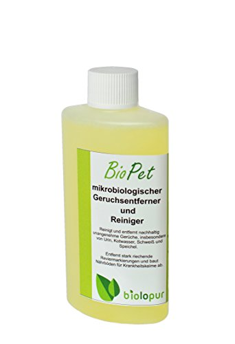 Biolopur | Geruchsneutralisierer | Geruchsentferner - Spray | Urin...