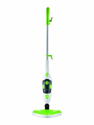 CLEANmaxx Dampfbesen 3in1 1500W limegreen/weiß