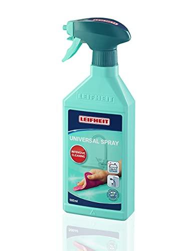 Leifheit Universalspray, Allzweckreiniger 500 ml, für alle Flächen,...