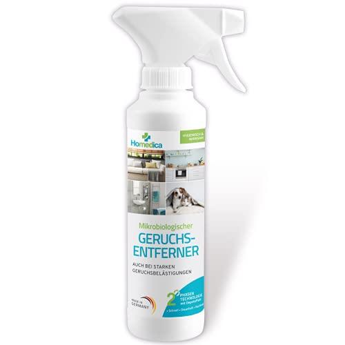 [Test 1x SEHR GUT] Geruchsentferner Spray - Mikrobiologischer...