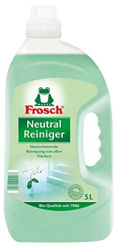 Frosch Neutral Reiniger, Universalreiniger, Allzweckreiniger, 5 l