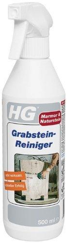 HG Naturstein Grabstein-Reiniger Spray