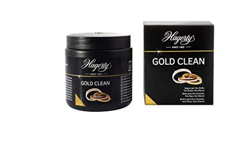 Hagerty Gold Clean Goldreiniger 170 ml I Bad zur Reinigung von Schmuck...