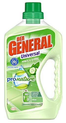 Der General Universal Pro Nature Minze und Gurke, Allzweckreiniger,...