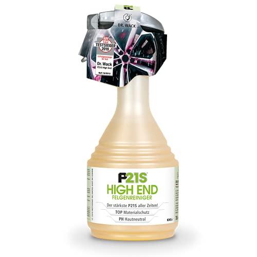 Dr. Wack – P21S HIGH END Felgenreiniger 750 ml I Premium...