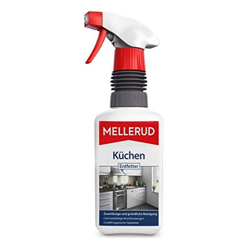 Mellerud Küchen Entfetter – Effektives Spray zum Entfernen von Fett...