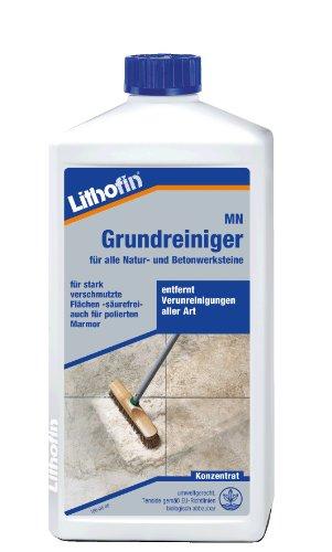Lithofin MN Grundreiniger Konzentrat für Bodenbeläge, Marmor und...
