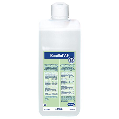 Bacillol AF Lösung zur Fächendesinfektion, 1000 ml